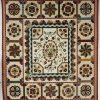 Pemberley: a Jane Austen inspired quilt design by Katrina Hadjimichael