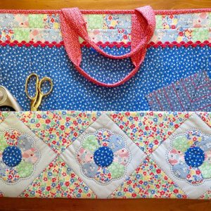 Shirley Ruler Bag