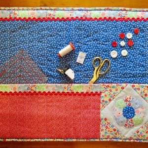 Shirley Sewing Machine Mat
