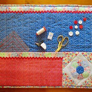 Shirley Sewing Machine Mat