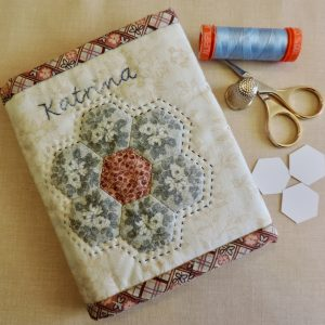 Jane Austen Needle Packet Folder