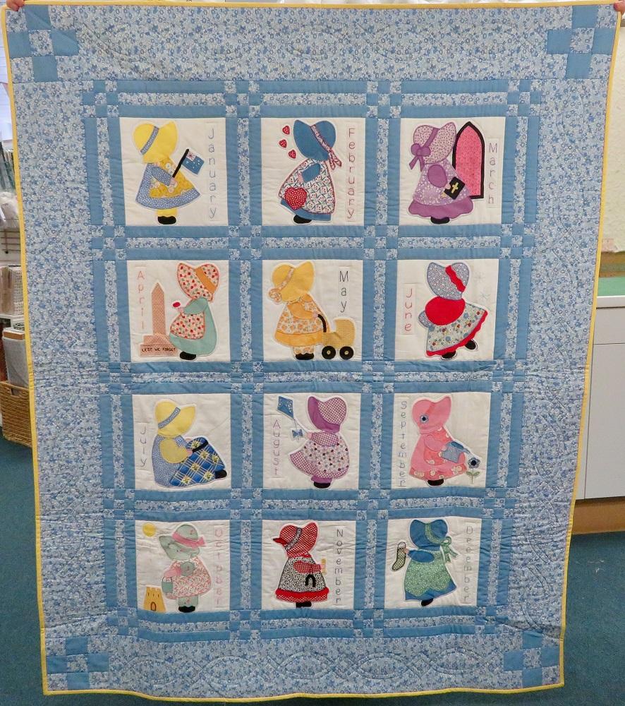 Aussie Sue Quilt Pattern