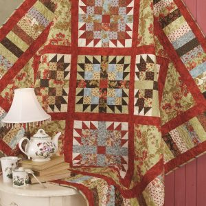 Jelly Friends Quilt Pattern