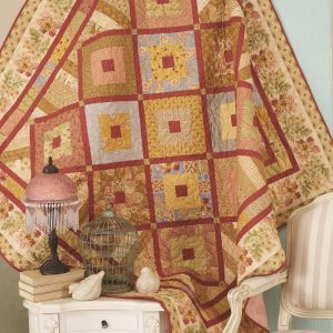 Jelly Holiday Quilt Pattern
