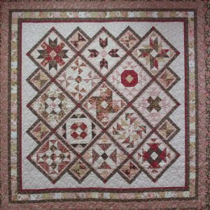 Jelly Jewels Quilt Pattern