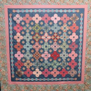Lady Cavendish Quilt Pattern & Kit