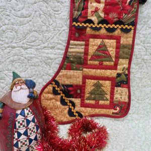 Charming Christmas Stocking