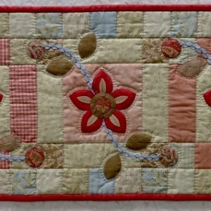 Autumn Lily Table Runner