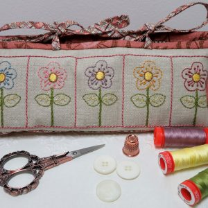 Secret Garden Thread Keeper Pattern