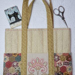 Harriet's Hexie Bag