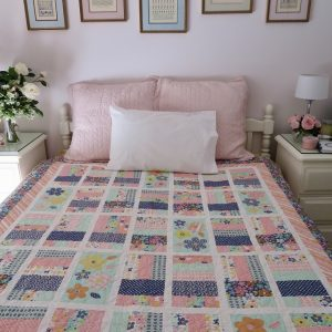 La Jardin Quilt Pattern